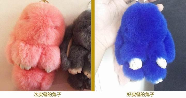 同样的装死兔挂件8元到80元都有,我怎么选?