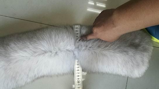 貉子毛和狐狸毛哪个贵?简单排序:白貉子、狐狸、黄貉子-645