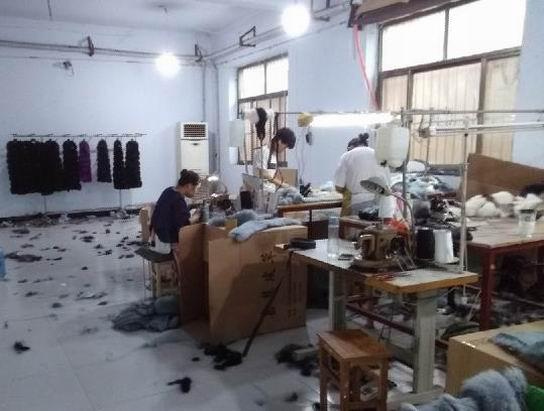 从厂家角度看:羽绒服派克服厂家几月份拿毛领合适?-780